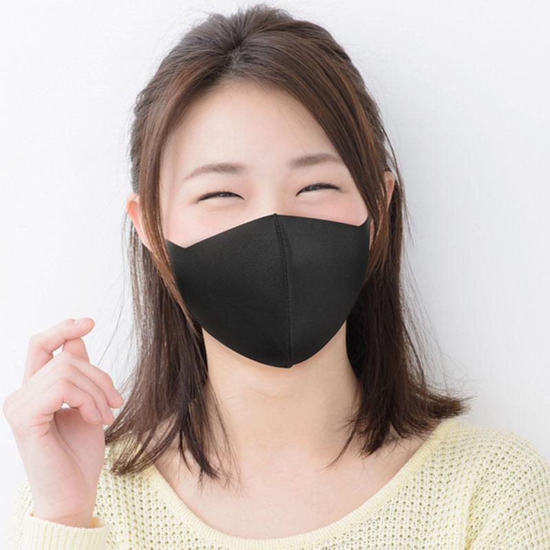 [샘플] 브이라인 마스크 43 베이직 블랙